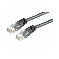 NaviaTec Cat6 UTP 0,25m black