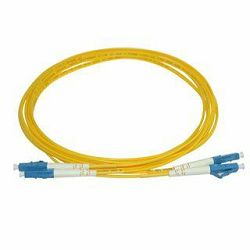NaviaTec Optical Patch Cord LC-LC SM Duplex 10m