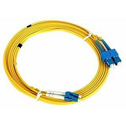 NaviaTec Optical Patch Cord LC-SC SM Duplex 5m