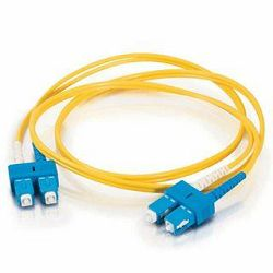 NaviaTec Optical Patch Cord SC-SC SM Duplex 1m