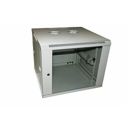 NaviaTec Wall Cabinet 600x600 12U Single Section