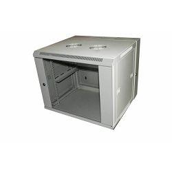 NaviaTec Wall Cabinet 600x550 18U Double Section