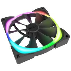 NZXT Aer RGB 2, 140mm RGB ventilator, 4pin
