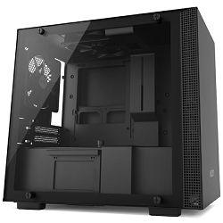 Kućište NZXT H200 crno bez napajanja, ITX