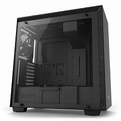 Kućište NZXT H700 crno bez napajanja, ATX