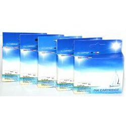 Zamjenska Epson Stylus C41/C43 SX/UX,  crna