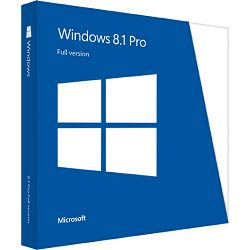 OEM Win Pro 8.1 x32 Eng Intl 1pk DSP DVD