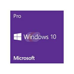 OEM Windows Pro 10 Eng 64x DVD