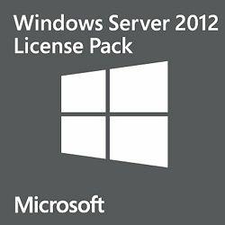 OEM WinSvr CAL 2012 Eng 1 User CAL