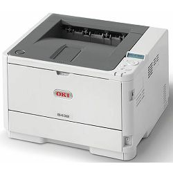Printer Oki B432dn, 40s/m,1200dpi, dupl., USB+GigEth.