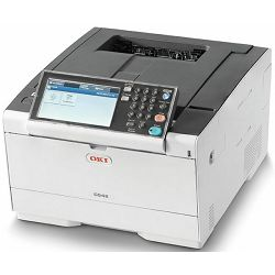 Printer Oki C542dn, A4, 30ppm, PCL/PS, dup., Gigabit.+USB
