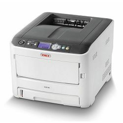 Printer Oki C612n,34/36ppm, mreža, PCL, 256MB