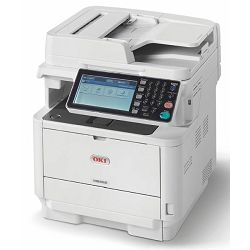 Printer Oki MB562dnw,prnt,scan,copy,fax,45 str.,eth, WL