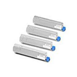Toner OKI za C8600, C8800, plavi, 6k