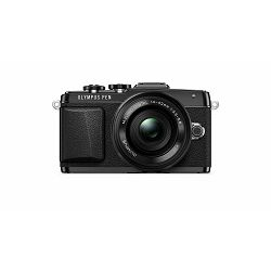 Fotoaparat Olympus E-PL7 1442 kit BLK/BLK