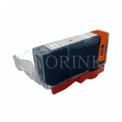 Zamjenska tinta Canon CLI-521GY, siva (s mikročipom) Orink