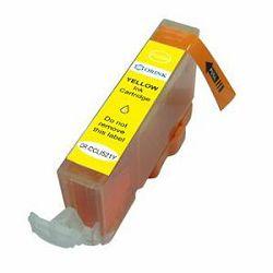 Zamjenska tinta Canon CLI-521Y, žuta(s mikročipom)