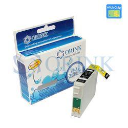 Zamjenska tinta Epson Sty.D68, D88, DX3800, 3850, crna Orink