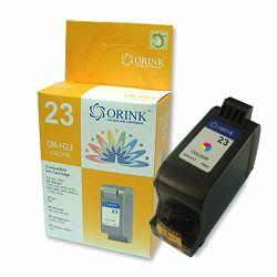 Zamjenska tinta HP DJ710, 712, 720, boja Orink