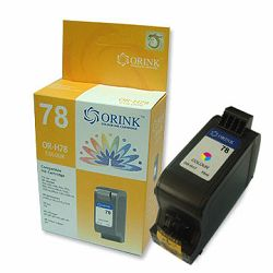 Zamjenska tinta HP DJ920c, cxi, cvr, 930c, boja Orink