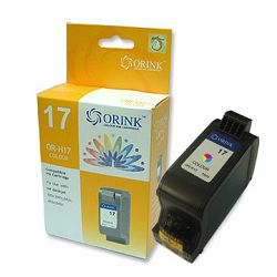 Zamjenska tinta HP DJ 825, 840, 845, boja Orink