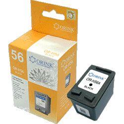 Zamjenska tinta HP DJ 5150, 5652, 5850 PS 7450, crna Orink