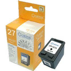 Zamjenska tinta HP 27, DJ 3520, 3550, 3650, 3745, crna Orink