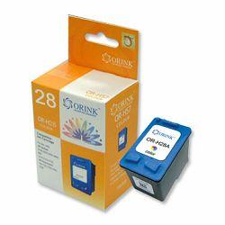Zamjenska tinta HP 28 DJ 3520, 3550, 3650, 3745, boja Orink