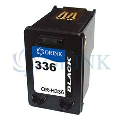 Zamjenska tinta HP C9362EE crna 9ml 336 Orink