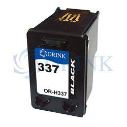 Zamjenska tinta HP C9364EE crna, No. 337 Orink
