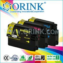 Zamjenska tinta HP CN055AE crvena, No.933 XL Orink