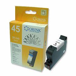 Zamjenska tinta HP DJ 7, 82, 85, 89, 93, 950C, crna Orink