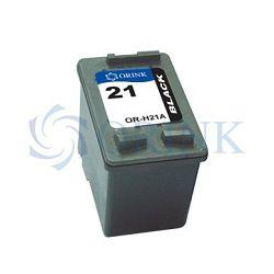 Zamjenska tinta HP 21, DJ 3920, 3940, PSC14410, crna Orink