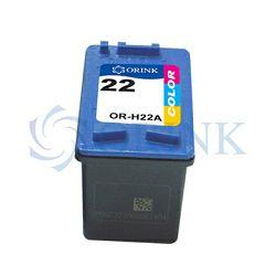 Zamjenska tinta HP 22, DJ 3920, 3940, PSC14410, boja Orink