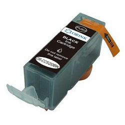Zamjenska tinta Canon PGI-520B, crna(s mikročipom)