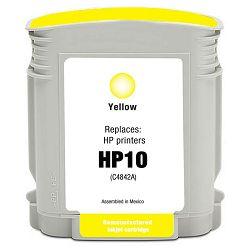 Zamjenska tinta Orink HP C48441E žuta 69ml - No.10 b.čip