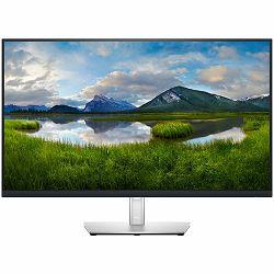 Monitor DELL Professional P3221D 31.5in, 2560x1440, QHD, IPS Antiglare, 16:9, 1000:1, 350cd/m2, 8ms/5ms, 178/178, DP, HDMI, USB-C (DP/PD), 2x USB 3.2, 2x USB 2.0, Tilt, Swivel, Pivot, Height Adjust, 3