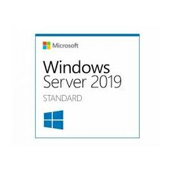Microsoft Windows Server Standard 2019 64Bit English 1pk DSP OEI DVD 16 Core
