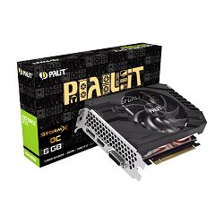 Grafička kartica Palit GF GTX1660Super StormX OC, 6GB GDDR6
