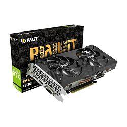Grafička kartica Palit GF RTX2060 Dual, 6GB