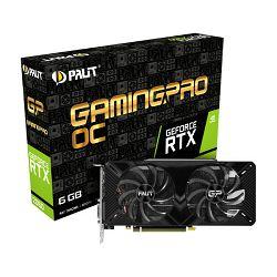 Grafička kartica Palit GF RTX2060 Gaming Pro OC, 6GB