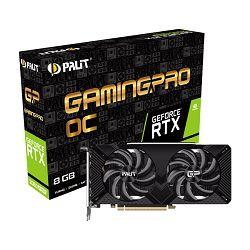 Grafička kartica Palit GF RTX2060Super Gaming Pro OC, 8GB