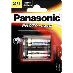 PANASONIC baterije 2CR-5L, 1BP