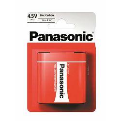 PANASONIC baterije 3R12RZ,1BP Zinc Carbon