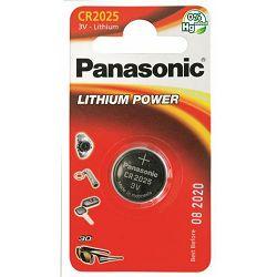 PANASONIC baterije maleCR-2025EL,1B