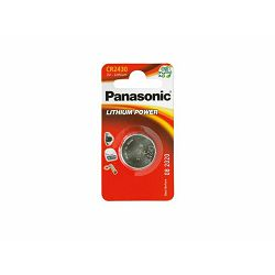 PANASONIC baterije male CR2430L,1BP