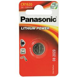 PANASONIC baterije male CR1620L,1BP
