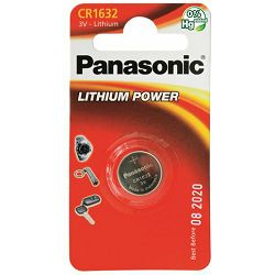 PANASONIC baterije male CR1632L,1BP