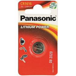PANASONIC baterije male CR1616L,1BP