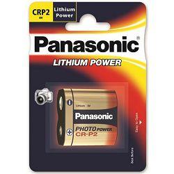 PANASONIC baterije foto CR-P2L,1BP